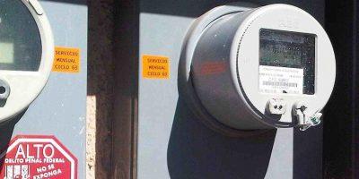 Un 40 por ciento de los hogares dominicanos no tiene contador eléctrico