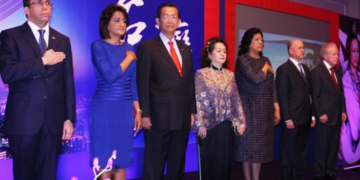 Un brindis por la independencia de Taiwán