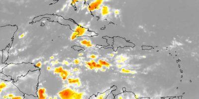 La Onamet anuncia chubascos dispersos y altas temperaturas para hoy