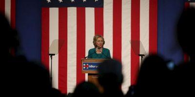 Fue secretaria de Estado y senadora por el estado de Nueva York. Foto:Getty Images