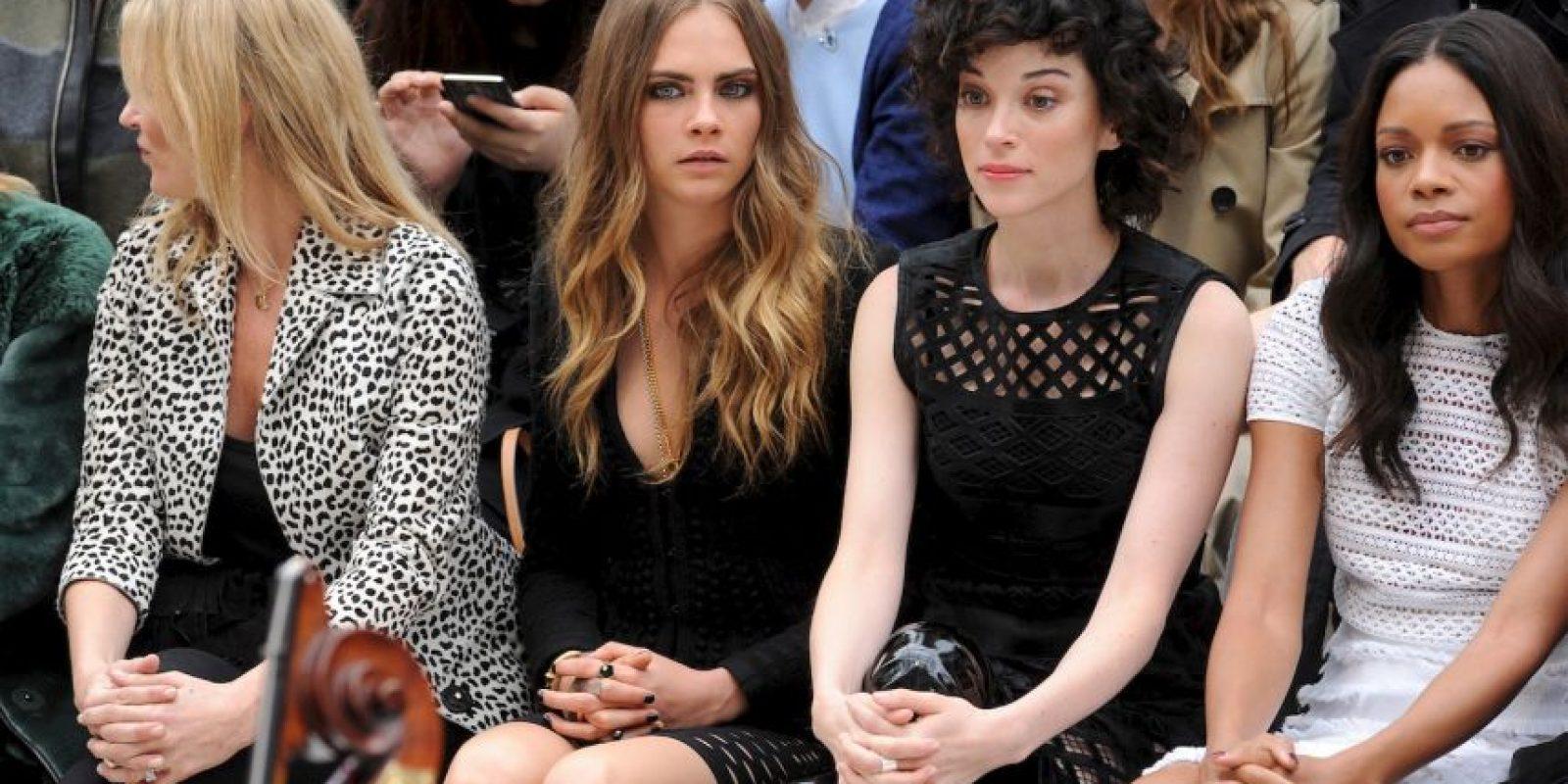 Han sido fotografíadas al asistir a diferentes eventos como fiestas y pasarelas de moda. Foto:Getty Images
