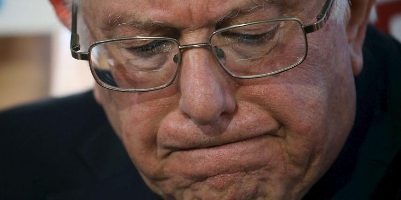 Desde 2007 se desempeña como senador del estado de Vermont. Foto:Getty Images