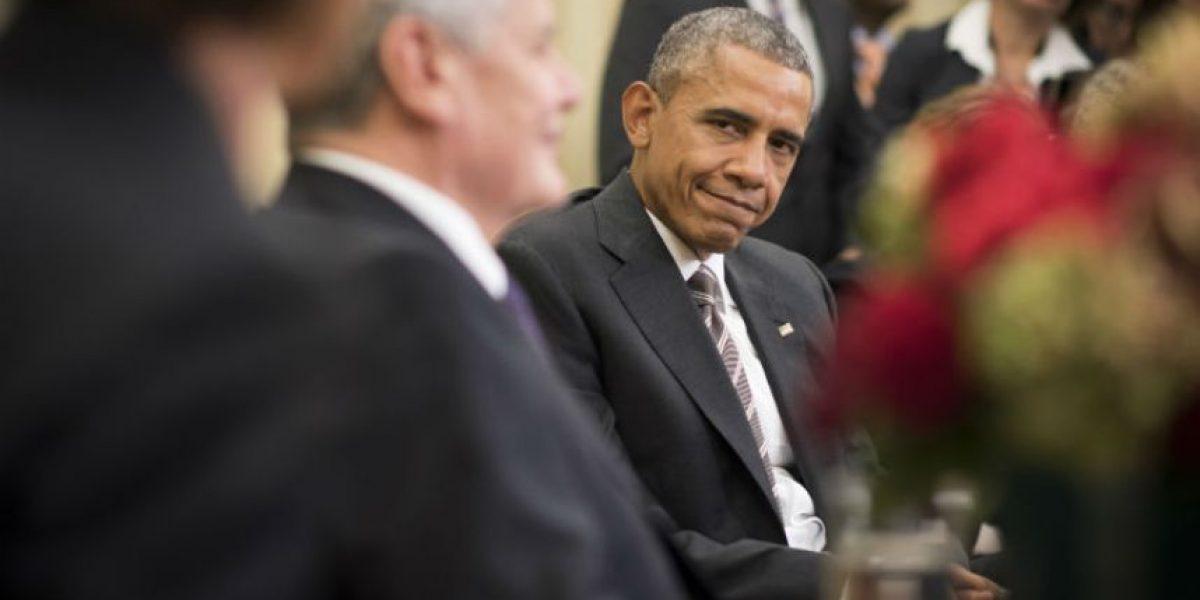 "Obama llama a Donald Trump personaje de ""reality show"""