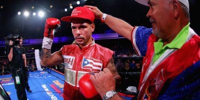 """Ocupa el puesto 63 en el ranking de boxeador de """"BoxRec"""". Foto:Getty Images"""