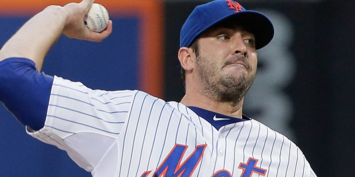 Matt Harvey busca dominar a los Dodgers en el Citi Field