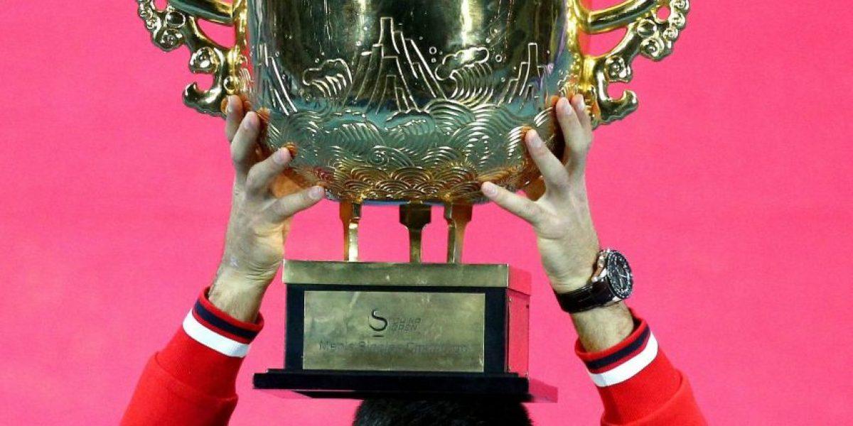Djokovic apabulló a Rafael Nadal en el ATP de Pekín