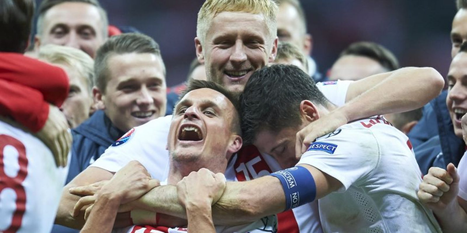 8. Polonia Foto:Getty Images