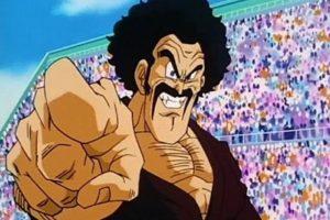 """Mr. Satán es el consuegro del protagonista, """"Son Goku"""". Foto:vía Toei"""