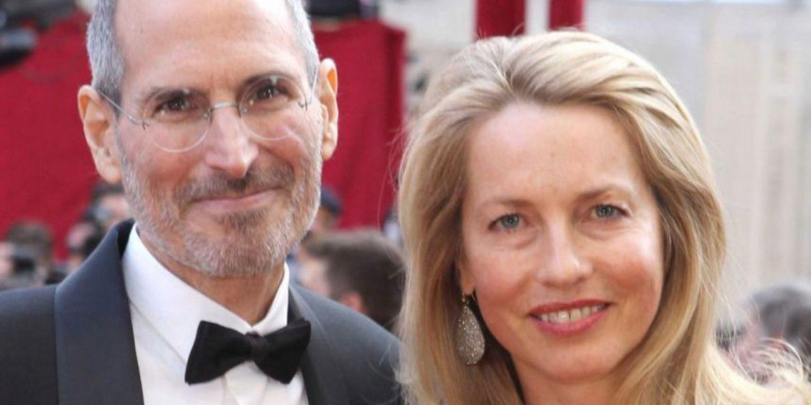 Salió a la luz que Laurene Powell Jobs, la viuda de Steve Jobs, quiso cancelar la nueva película de Fassbender sobre su marido Foto:Universal Pictures
