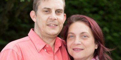 Dawn y Russ Foto:Vía Ian Vogler