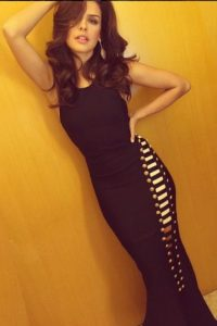 Es una actriz brasileña Foto:Vía instagram.com/palomabernardi
