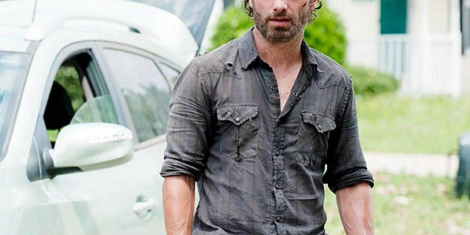 """Ahora es """"Rick Foto:AMC"""