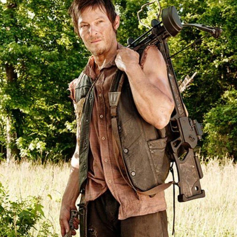 "Ahora es ""Daryl Dixon"" Foto:AMC"