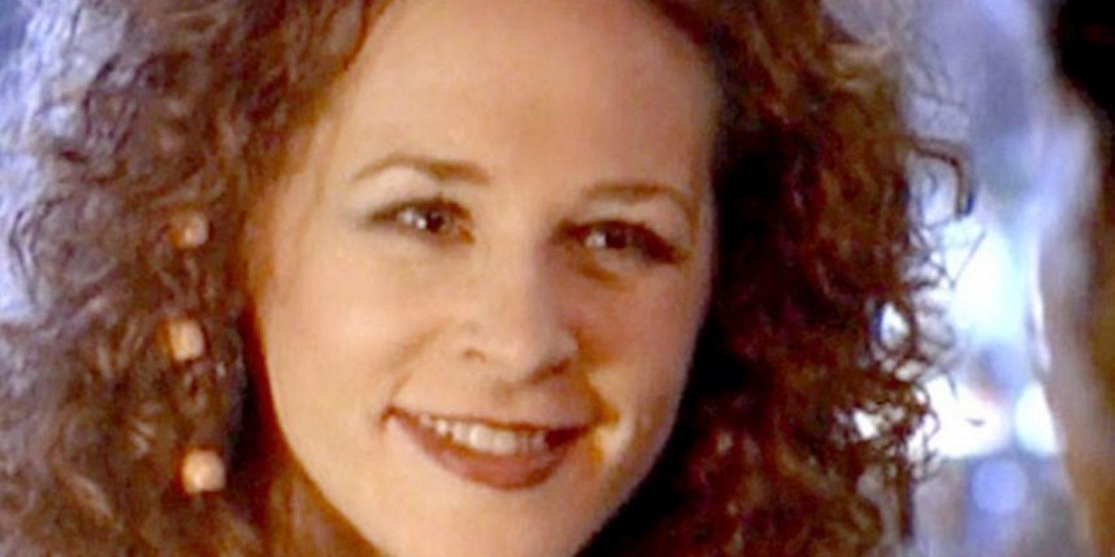 """Melissa McBride en199 participó en la serie """"Dawson's Creek"""" Foto:Vía imdb.com"""
