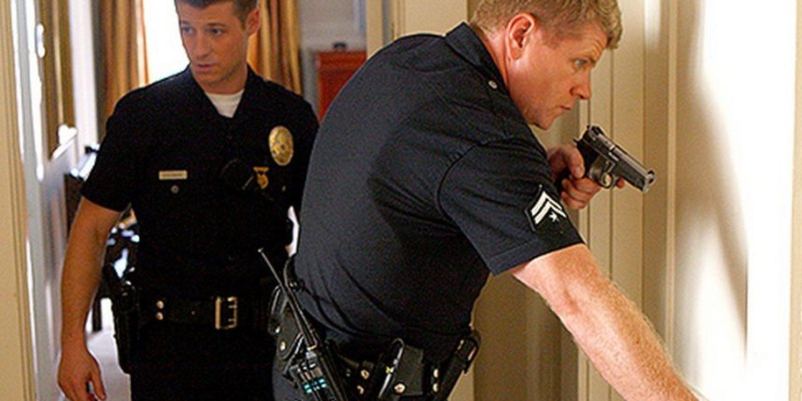 """De 2009 a 2013 Michael Cudlitz dio vida al policía John Cooper en la serie """"Southland"""" Foto:Vía imdb.com"""