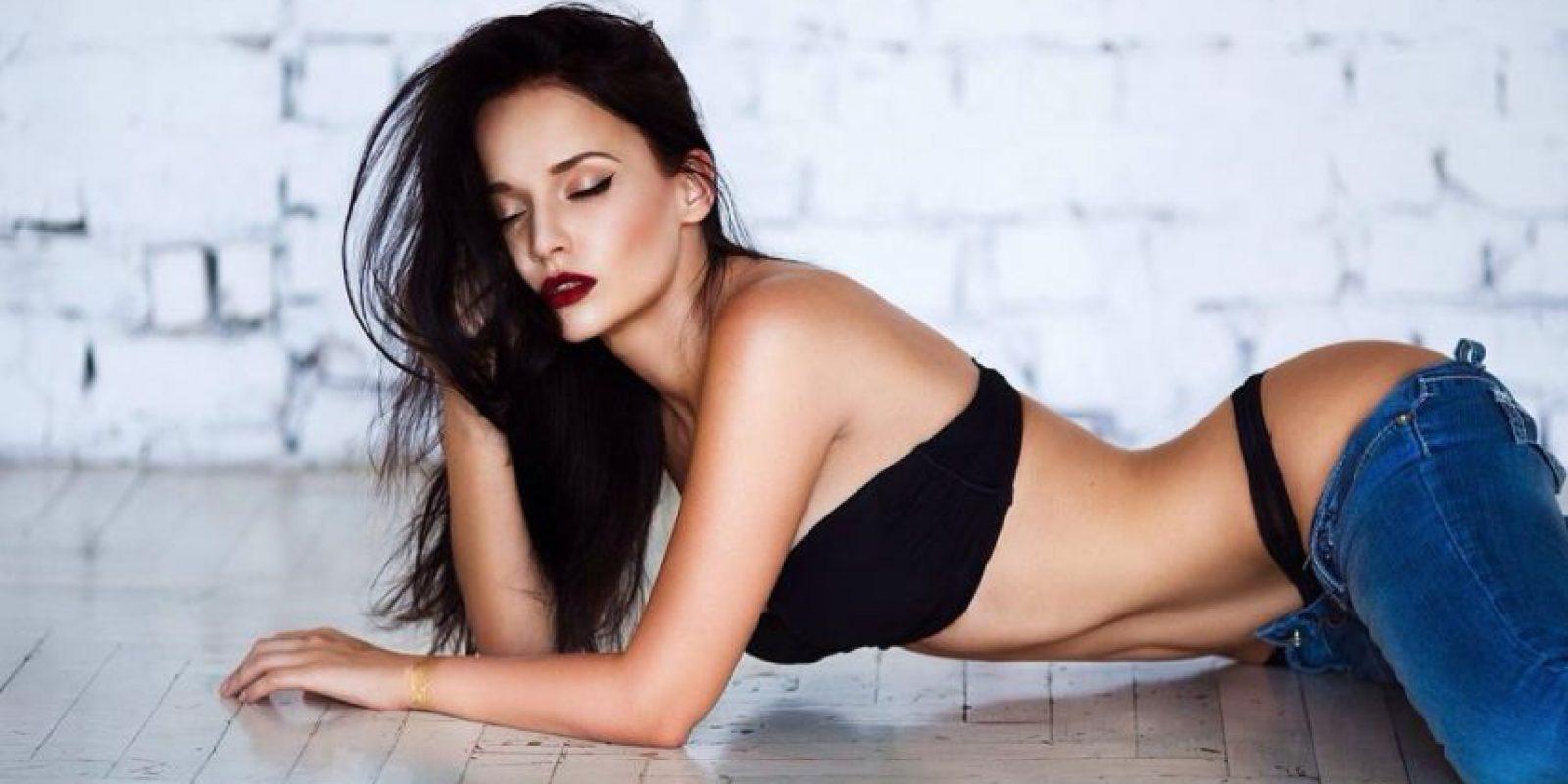 Ella es Angelina Petrova Foto:Vía instagram.com/angelina__petrova