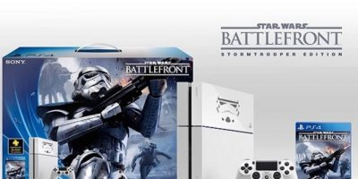 Limited Edition Star Wars Battlefront PS4 de 500GB en 399 dólares. Foto: Sony