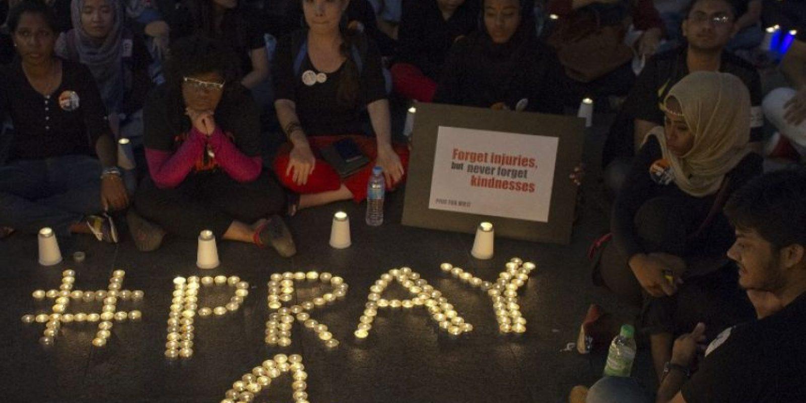 Este fue uno de los accidentes más graves de la compañía Malaysia Airlines en 2014 Foto:AFP