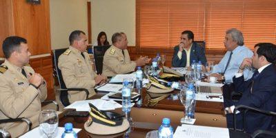 Senado analiza iniciativa para modificar Ley Fideicomiso Seguridad Marítima