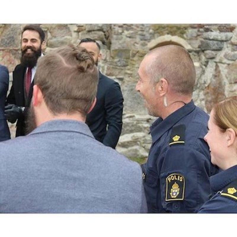 El incidente quedó como una anécdota Foto:Instagram.com/BeardedVillains