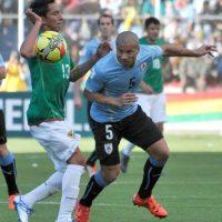 Supieron reponerse a la altura de la capital boliviana y vencieron al equipo de casa por marcador 2-0. Foto:Getty Images