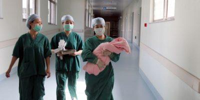 Esto debido a que comunmente las mujeres dan a luz alrededor de las 40 semanas. Foto:Getty Images