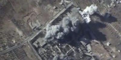 UE emplazó a detener bombardeos indiscriminados contra civiles, hospitales y escuelas