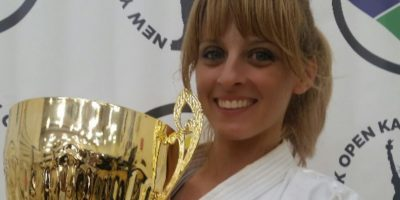 Maria Dimitrova gana Abierto de Karate en New York