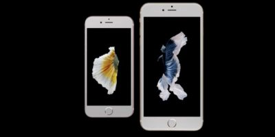 iPhone 6s y iPhone 6s Plus. Foto: Apple