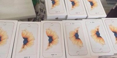 Prometen regalarles un iPhone 6s en memoria de Steve Jobs. Foto:vía Facebook