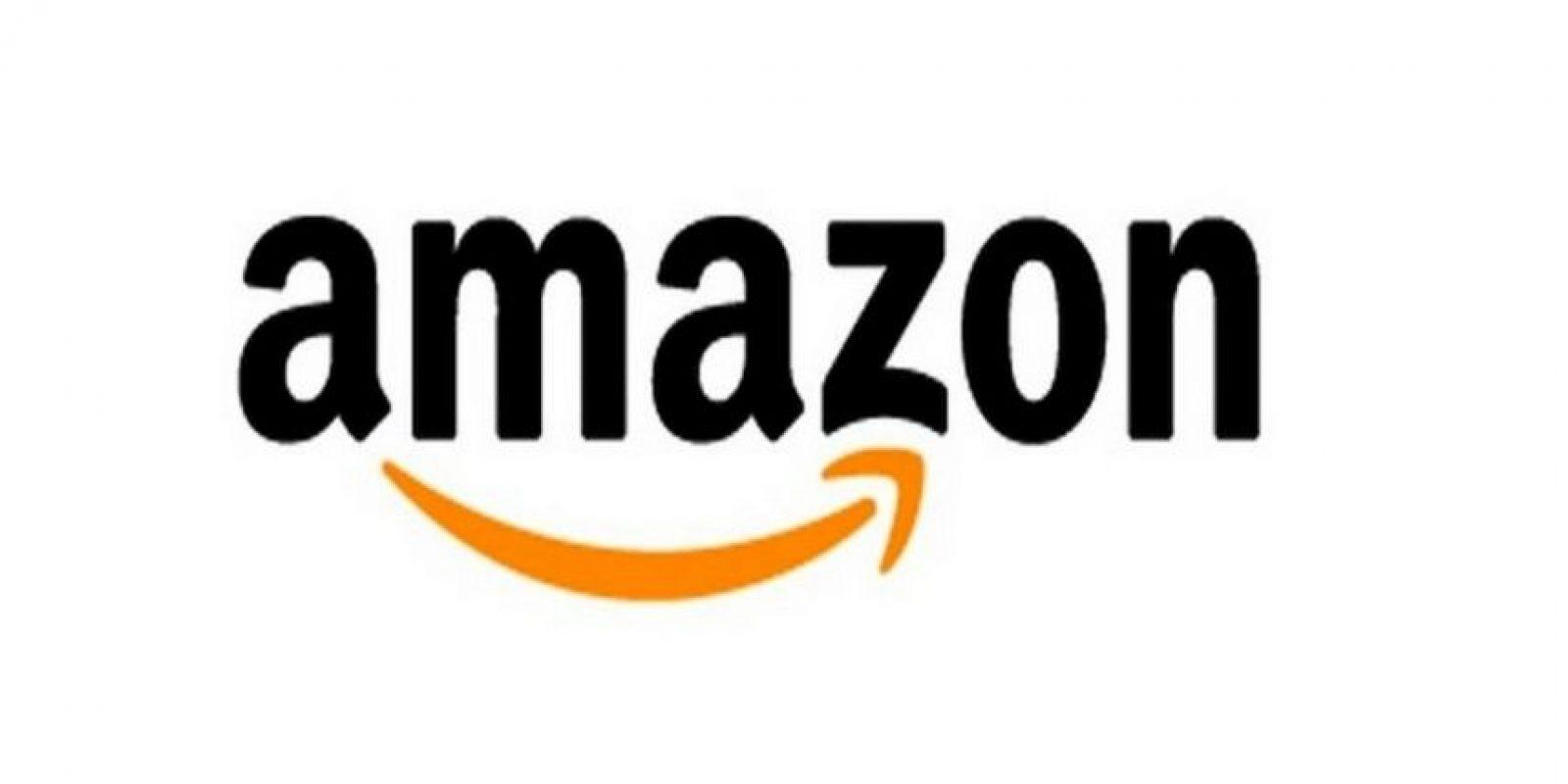 6. Amazon: 37 mil 948 millones de dólares. Foto:Amazon