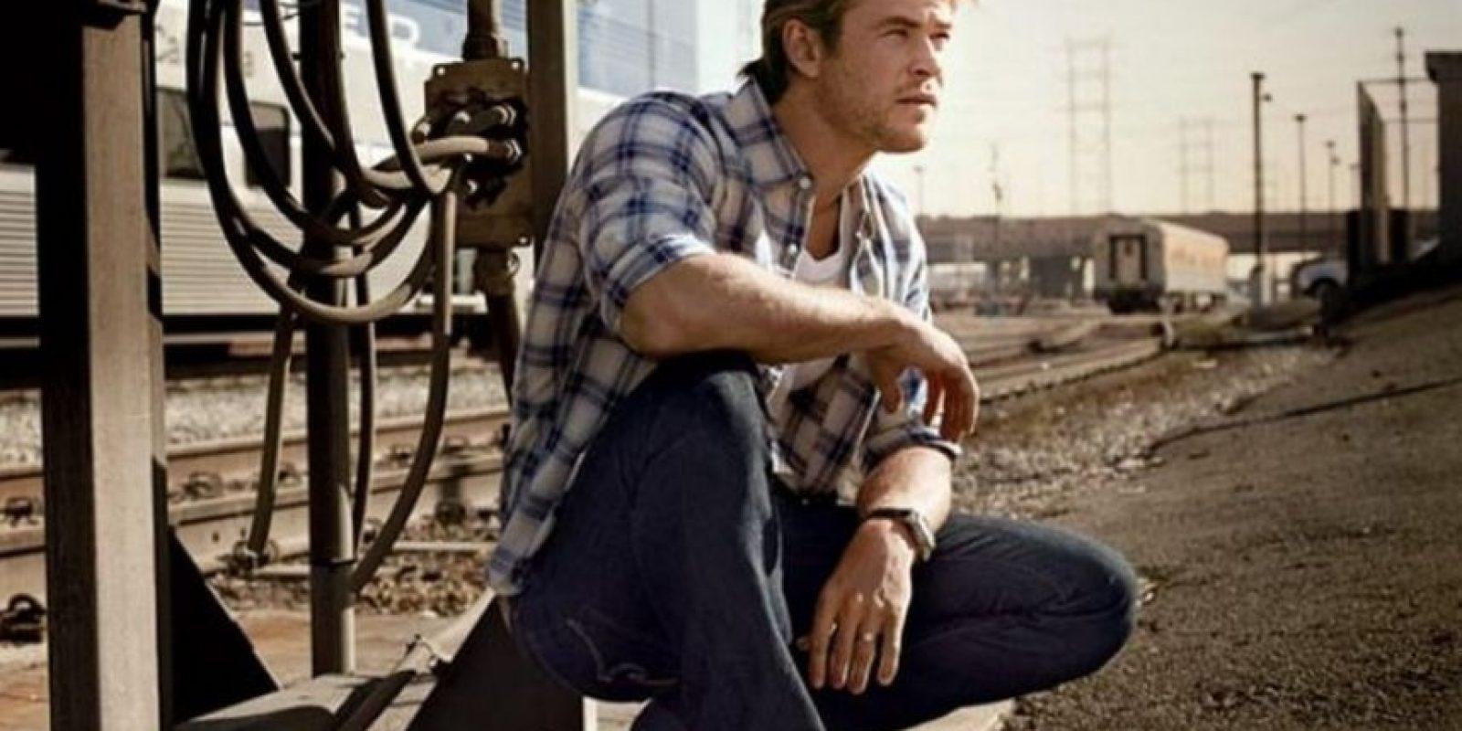 """1. Chris Hemsworth nació un jueves, el día de la semana que en el idioma anglosajón debe su nombre a """"Thor"""", el personaje al que da vida en las películas de Marvel. Foto:Facebook/ChrisHemsworth"""