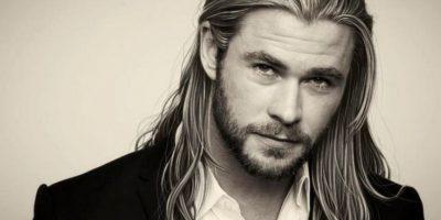 """5. Dos años después consiguió el papel de """"Thor"""". Foto:Facebook/ChrisHemsworth"""