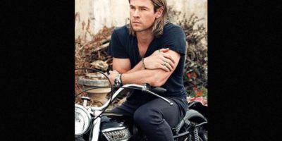 7. Chris Hemsworth es el mediano de tres hermanos. Foto:Facebook/ChrisHemsworth
