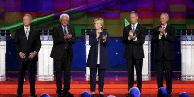 Minuto a minuto: El primer debate de precandidatos presidenciales del Partido Demócrata
