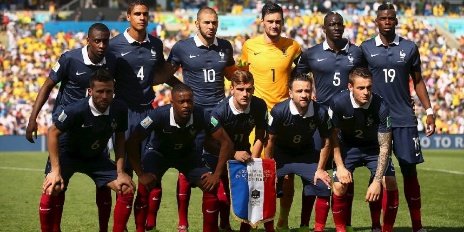 1. Francia Foto:Getty Images