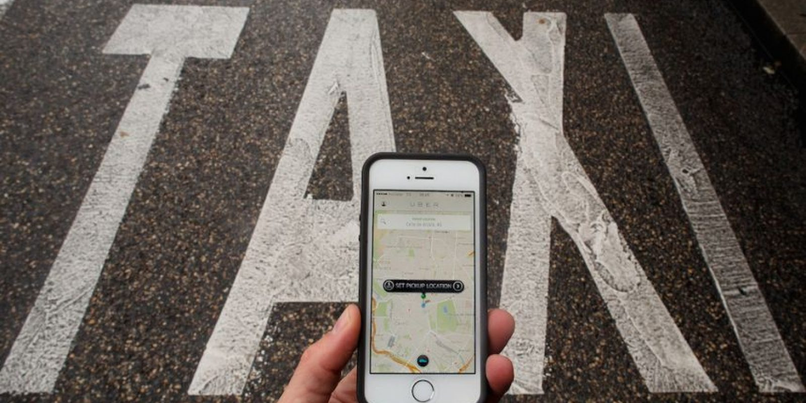 9) Si cancelan el viaje cinco minutos después de pedirlo, les cobran una penalización de cuatro dólares. Foto:Getty Images