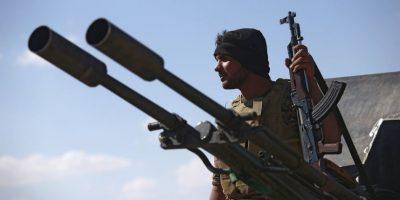 Actualmente, potencias mundiales luchan en contra del grupo terrorista. Foto:Getty Images
