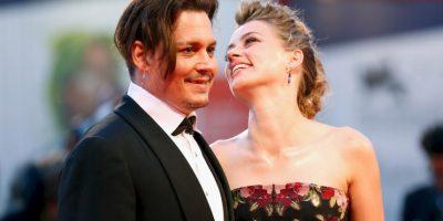 Actualmente, Amber Heard es su pareja Foto:Getty Images