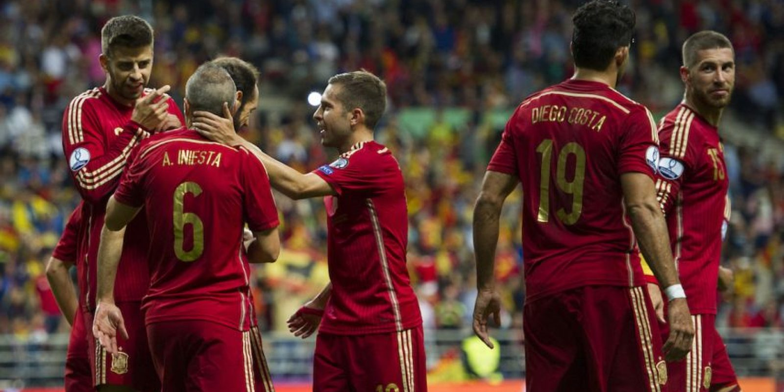 7. España Foto: Getty Images