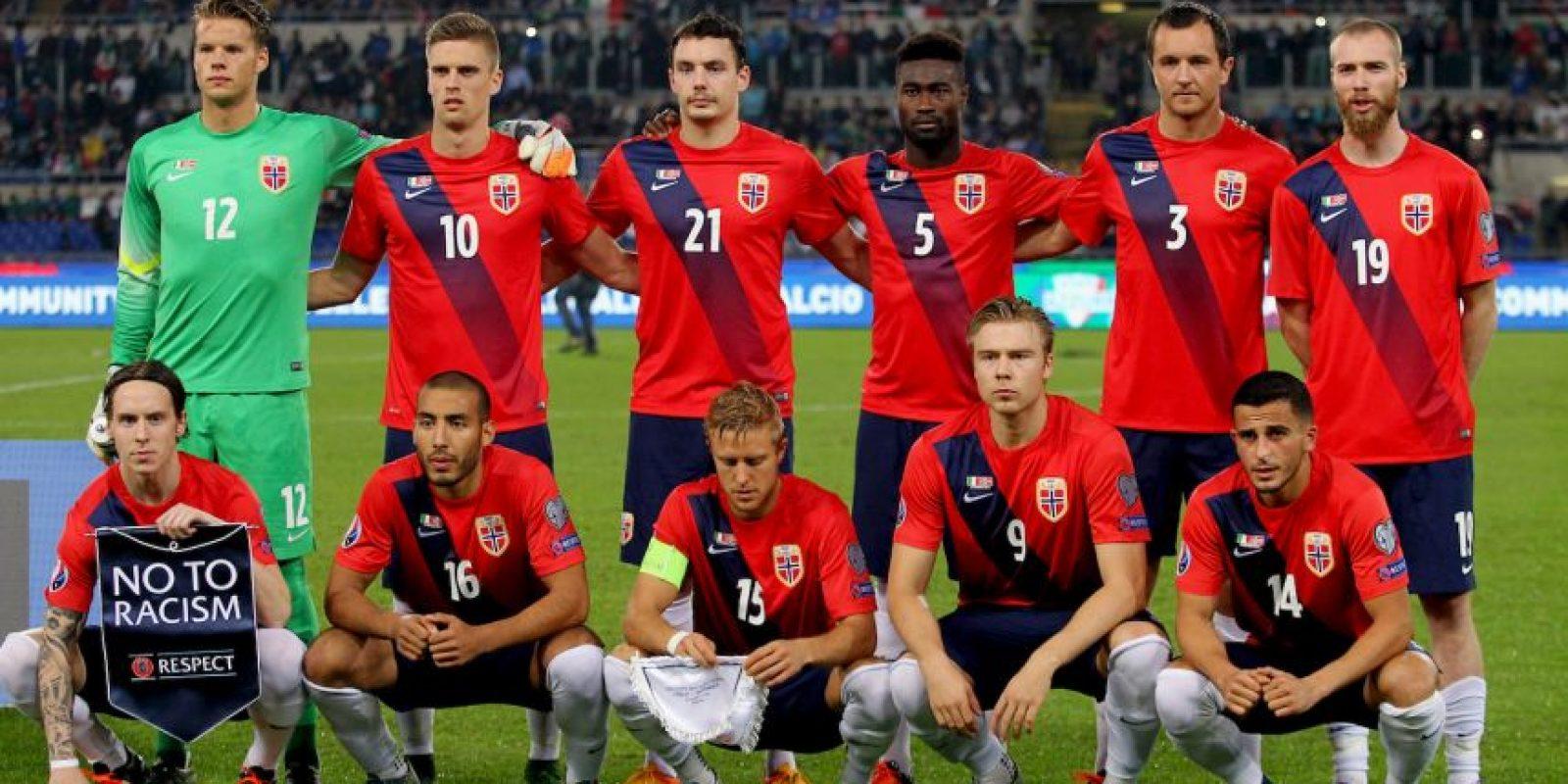 3. Noruega (13 puntos) Foto:Getty Images