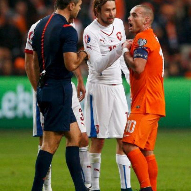 Holanda quedó fuera de la Eurocopa 2016. Foto:Getty Images
