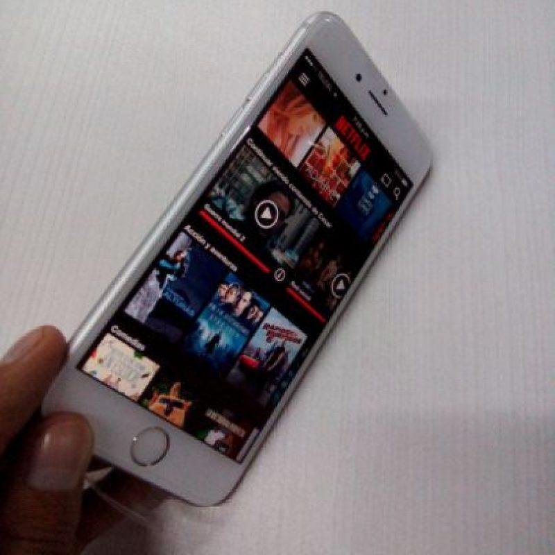 Touch ID reconoce con mayor velocidad la huella dactilar. Foto:Cesar Acosta / Especial