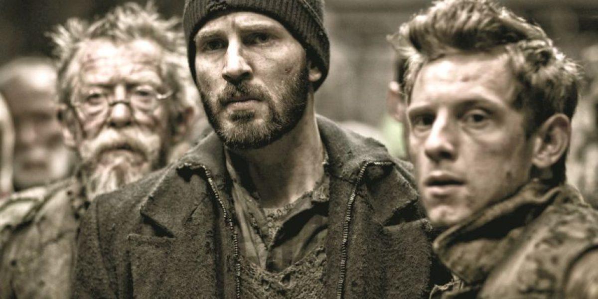 """Chris Evans: """"Soy más que el capitán américa"""""""