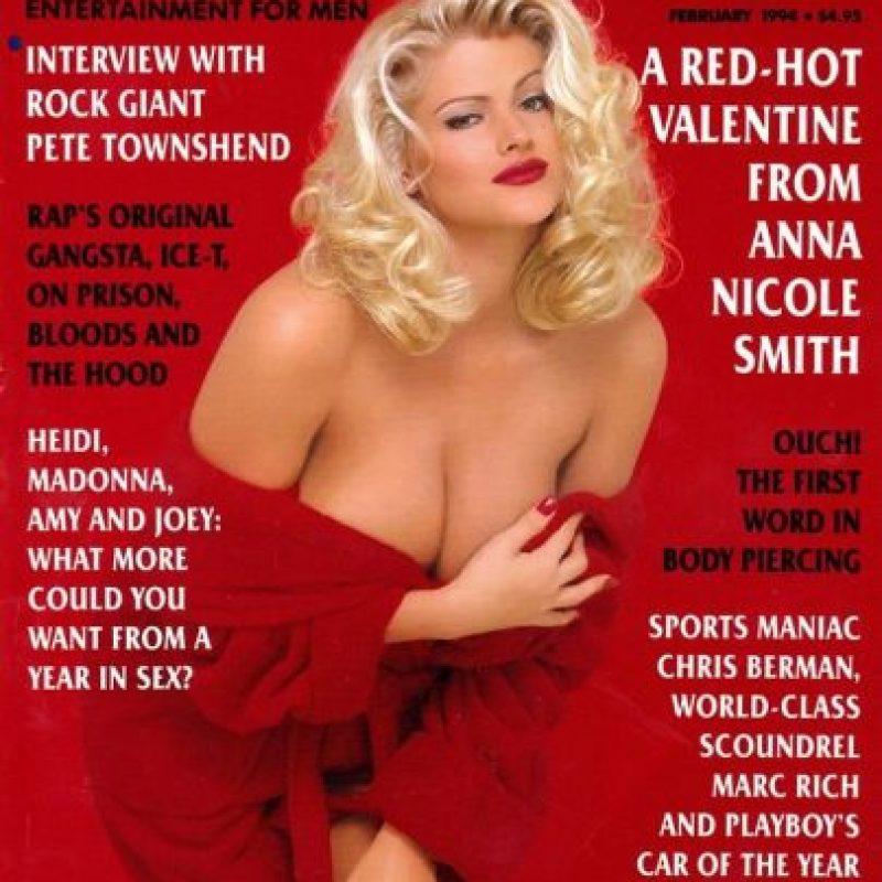 1994, Anna Nicole Smith Foto:Playboy