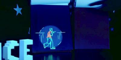 Otras abstractas. Foto:YouTube