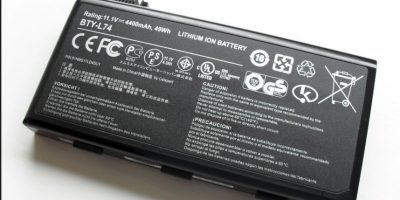6.- Consideren las baterías externas como una posibilidad. Existen muchos tipos de baterías adicionales, como las que son protectores y batería al mismo tiempo o las baterías portátiles Foto:Wikicommons