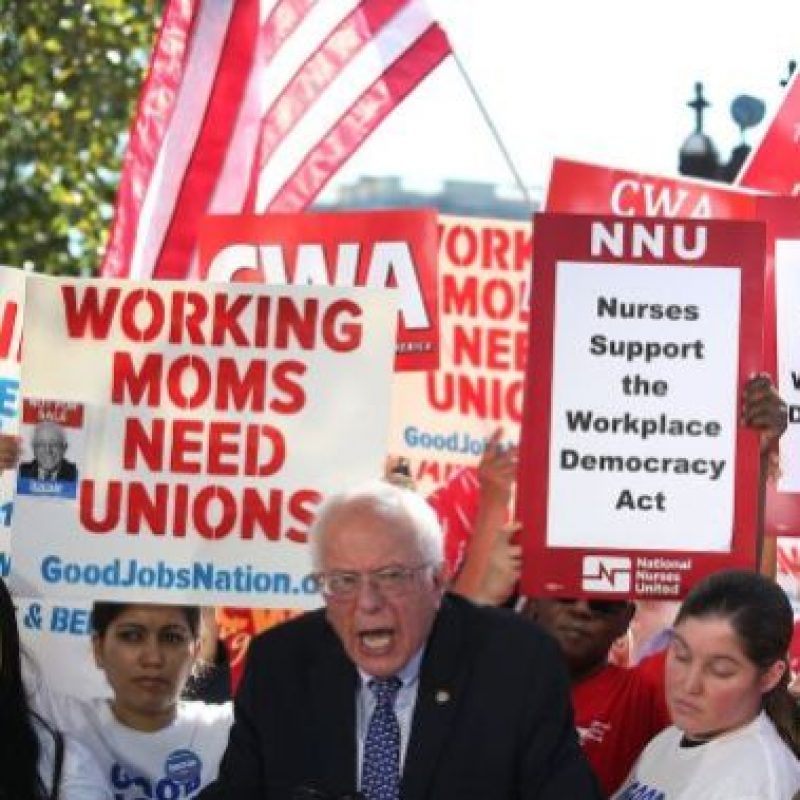 Bernard Sanders Foto:Getty Images