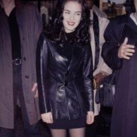Era la actriz más famosa y popular de los años 90. Foto:vía Getty Images
