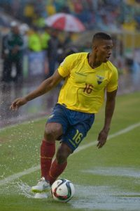 Antonio Valencia (Ecuador) Foto: Getty Images